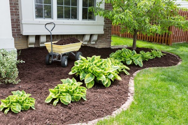 rock and mulch installation spokane