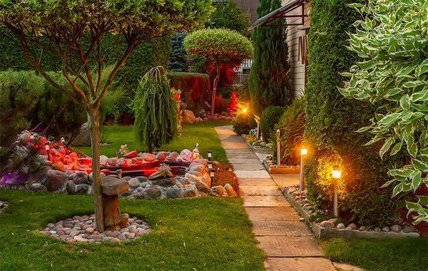 garden lighting contractors spokane
