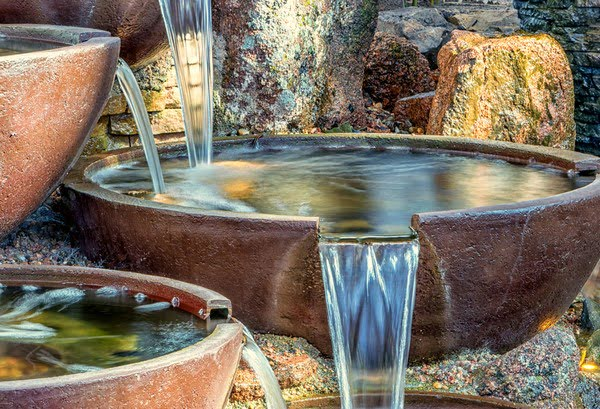 water feature installation services