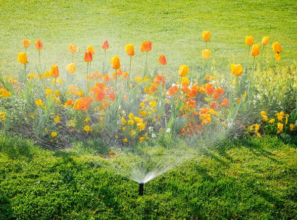 irrigation systems and sprinklers installation service experts